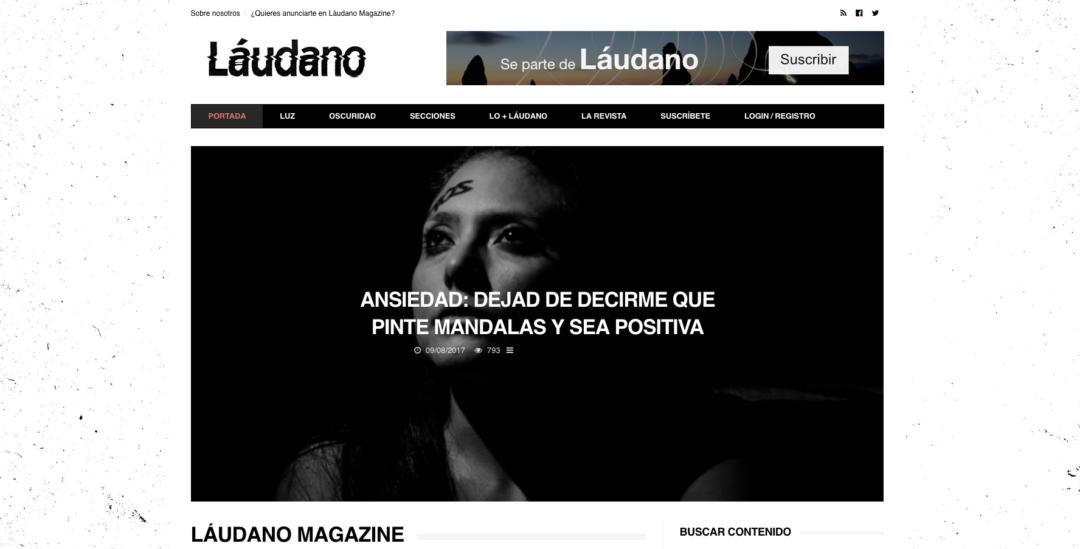 Láudano Magazine