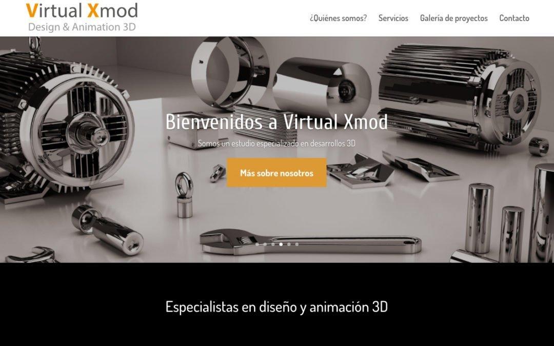 Microsite Virtual Xmod