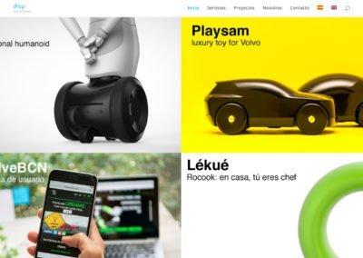 Web Drop Innovation