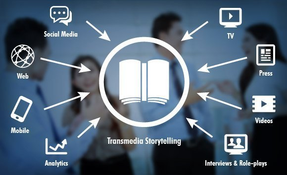 Let's talk about transmedia