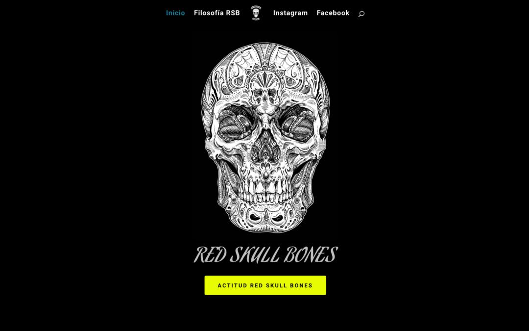 Red Skull Bones