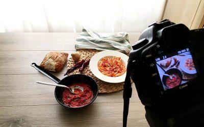 Instagram tu mejor aliado gastronómico
