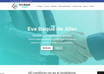 Eva Baqué Legal
